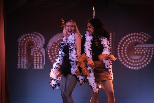 Burlesque Workshop in Eindhoven