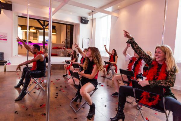 Burlesque Workshop in Eindhoven